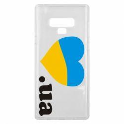 Чохол для Samsung Note 9 Народився в Україні