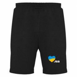 Мужские шорты Народився в Україні - FatLine