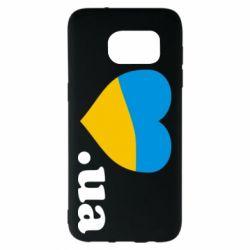Чохол для Samsung S7 EDGE Народився в Україні