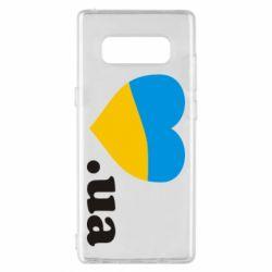 Чохол для Samsung Note 8 Народився в Україні