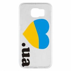 Чохол для Samsung S6 Народився в Україні