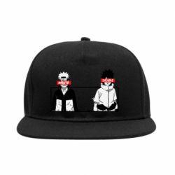 Снепбек Naruto and Sasuke