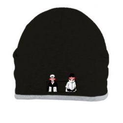Шапка Naruto and Sasuke