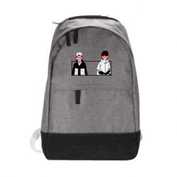 Городской рюкзак Naruto and Sasuke
