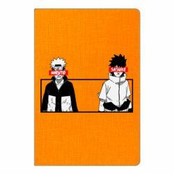 Блокнот А5 Naruto and Sasuke