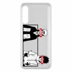 Чохол для Xiaomi Mi A3 Naruto and Sasuke