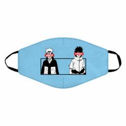 Маска для лица Naruto and Sasuke