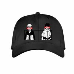 Детская кепка Naruto and Sasuke