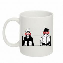 Кружка 320ml Naruto and Sasuke
