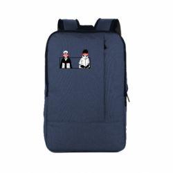Рюкзак для ноутбука Naruto and Sasuke