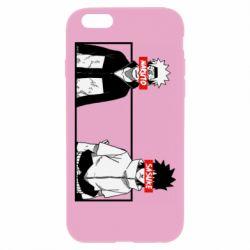 Чехол для iPhone 6 Plus/6S Plus Naruto and Sasuke