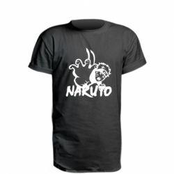 Подовжена футболка Naruto Hatake