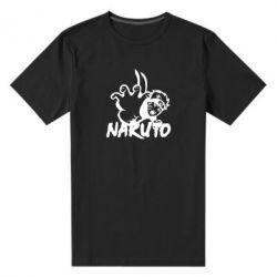 Чоловіча стрейчева футболка Naruto Hatake