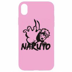 Чохол для iPhone XR Naruto Hatake