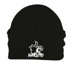 Шапка на флісі Naruto Hatake