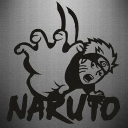 Наклейка Naruto Hatake