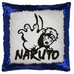 Подушка-хамелеон Naruto Hatake