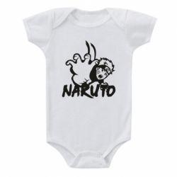 Дитячий бодік Naruto Hatake