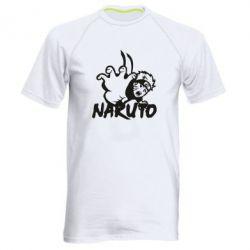 Чоловіча спортивна футболка Naruto Hatake