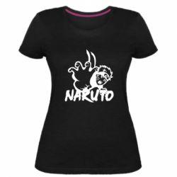 Жіноча стрейчева футболка Naruto Hatake
