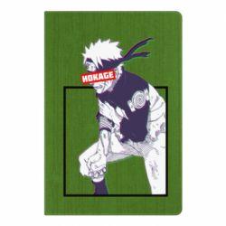 Блокнот А5 Naruto Hokage glitch