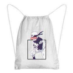 Рюкзак-мешок Naruto Hokage glitch