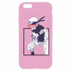 Чехол для iPhone 6/6S Naruto Hokage glitch