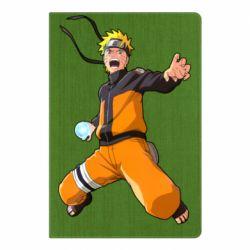 Блокнот А5 Naruto rasengan