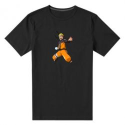 Чоловіча стрейчева футболка Naruto rasengan