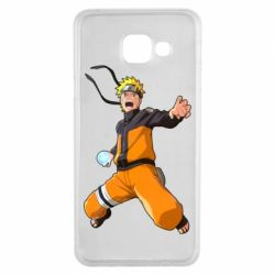 Чохол для Samsung A3 2016 Naruto rasengan