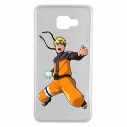 Чохол для Samsung A7 2016 Naruto rasengan