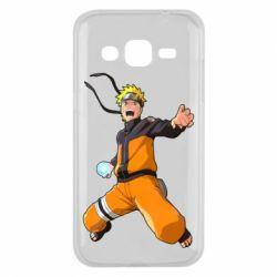 Чохол для Samsung J2 2015 Naruto rasengan