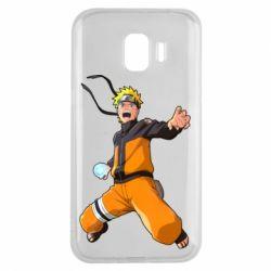 Чохол для Samsung J2 2018 Naruto rasengan