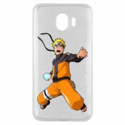 Чохол для Samsung J4 Naruto rasengan
