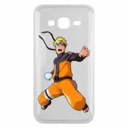 Чохол для Samsung J5 2015 Naruto rasengan