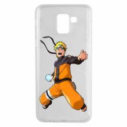 Чохол для Samsung J6 Naruto rasengan