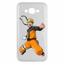 Чохол для Samsung J7 2015 Naruto rasengan