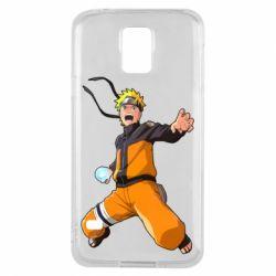 Чохол для Samsung S5 Naruto rasengan