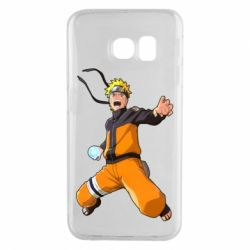 Чохол для Samsung S6 EDGE Naruto rasengan