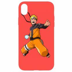 Чохол для iPhone XR Naruto rasengan