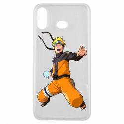 Чохол для Samsung A6s Naruto rasengan