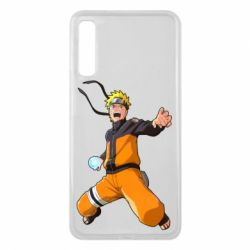 Чохол для Samsung A7 2018 Naruto rasengan