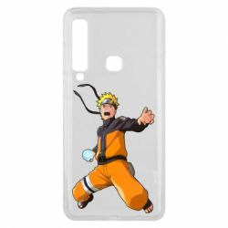 Чохол для Samsung A9 2018 Naruto rasengan