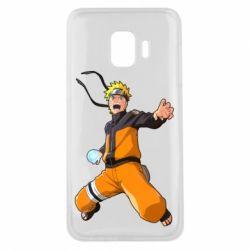 Чохол для Samsung J2 Core Naruto rasengan