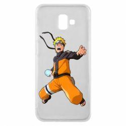Чохол для Samsung J6 Plus 2018 Naruto rasengan
