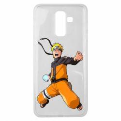 Чохол для Samsung J8 2018 Naruto rasengan