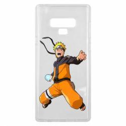 Чохол для Samsung Note 9 Naruto rasengan