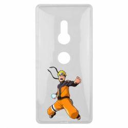 Купить Чехол для Sony Xperia XZ2 Naruto rasengan, FatLine