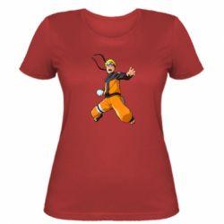 Жіноча футболка Naruto rasengan