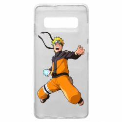 Чохол для Samsung S10+ Naruto rasengan